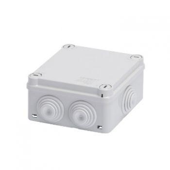 Doza derivatie aparenta Doza G-1-4T-100X100X50 Ip55 Gewiss GW44024