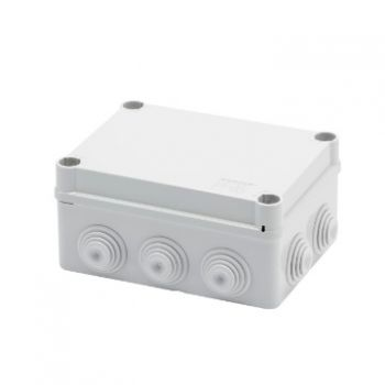 Doza derivatie aparenta Doza Gl-1-4T 150X110X70 Ip55 Gewiss GWt 960 Gewiss GW44056