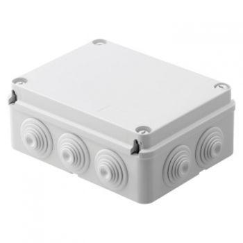 Doza derivatie aparenta Doza Gl-190X140X70 Ip55 Gewiss GWt 960 Grade C Gewiss GW44057