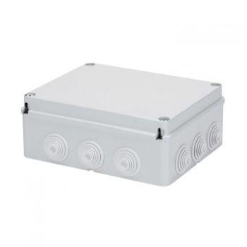 Doza derivatie aparenta Doza Gl-300X220X120 Ip55 Gewiss GWt 960 Gewiss GW44059