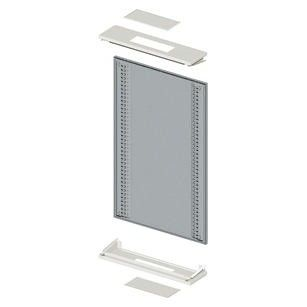 Tablou electric Cvx630K-W-M-Structure 600X1200 Gewiss GW45005