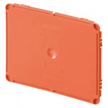 Doza derivatie sub tencuiala Protective Shield For Junction Box Pt 6 Gewiss GW48006P