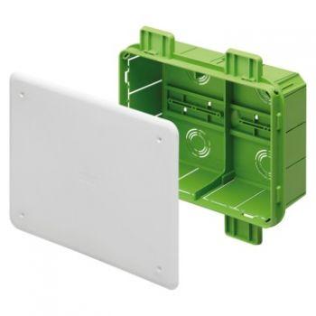 Doza derivatie sub tencuiala 480X160X75 Green Gewiss GW48009PM