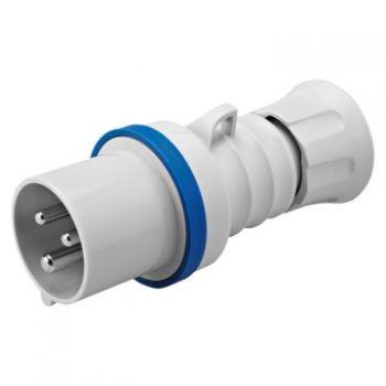 Fisa-stecher industrial Plug Hp Ip44 2P plus E 16A 230V 6H Gewiss GW60004H