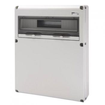 Tablou industrial Q-Din 20M Blind Cov-560X450X135 Ip65 Gewiss GW68012N