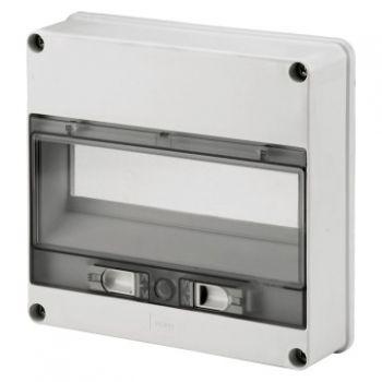 Tablou industrial Enclosure Front 12 plus 1Mod-Q-Box Gewiss GW68503