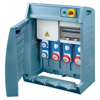 Tablou industrial Q-Box4 Acs Tb-T 5 Soc-Sbf 33 Kw Em Gewiss GW68512