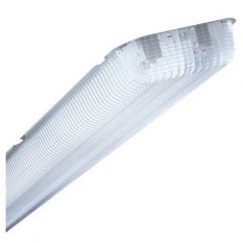 Corp iluminat Znt 2X18W Diffuser Gewiss GW80134