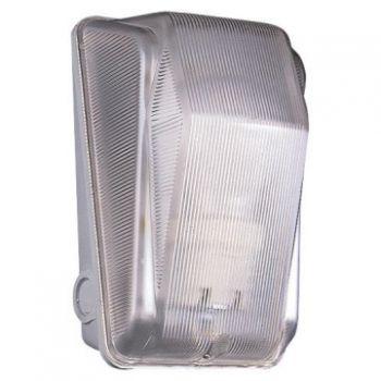 Corp iluminat Retta 75W E27 Ip44 Transp-Incandesc-Lamp Gewiss GW80401