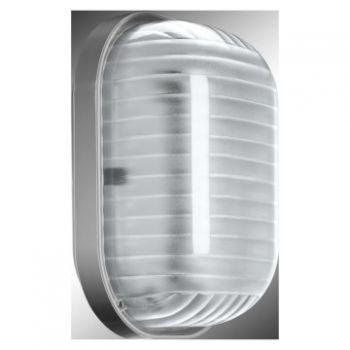 Corp iluminat Guscio 320X225 100W E27 Ip55 Gr-Ral7035 Gewiss GW80610