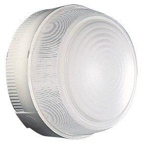 Corp iluminat Tonda Es 230 100W E27 Ip44 Ral7035 Gewiss GW80652