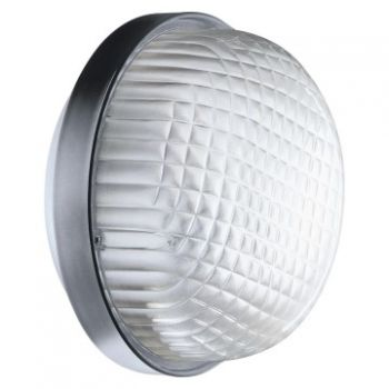Corp iluminat Bolla 200 60W E27 Ip55 G-Grey Gewiss GW80761