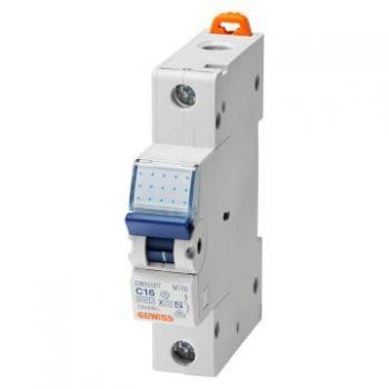 Siguranta automata Compact Siguranta Automata 1P C6 4 5Ka 1M Gewiss GW90005