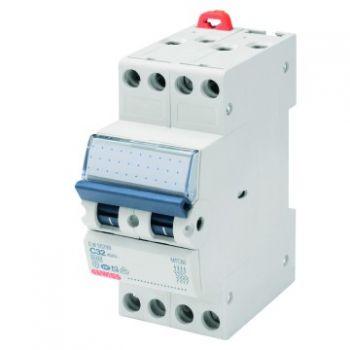 Siguranta automata Compact Mcb 4P C10 4 5Ka 2M Gewiss GW90086