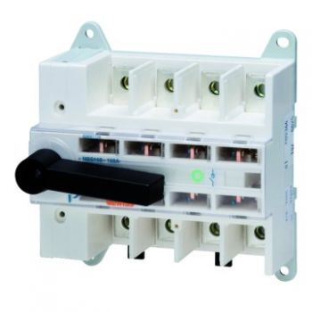Separator Switch Disconnector Mss 160 4P 160A Gewiss GW97728