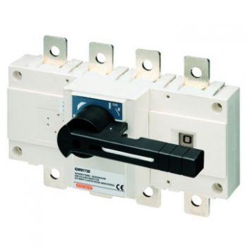 Separator Switch Disconnector Mss 250 4P 250A Gewiss GW97730