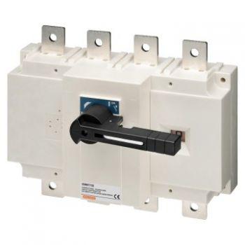 Separator Switch Disconnector Mss 630 4P 630A Gewiss GW97734