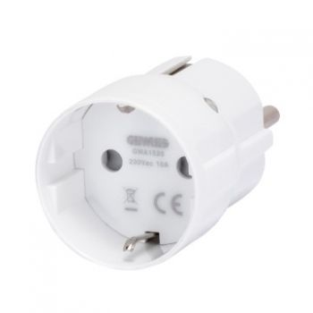 Dispozitiv wireless Smart Plug Zigbee Gewiss GWA1526