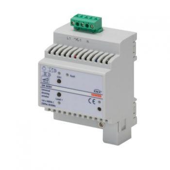 Automatizari Universal Dimmer Knx 1 Chan-500W Din R-Gewiss GWA9301