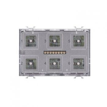 Automatizari Keyboard Module 6 Ch-Knx Interc-Symb-Gewiss GWA9421