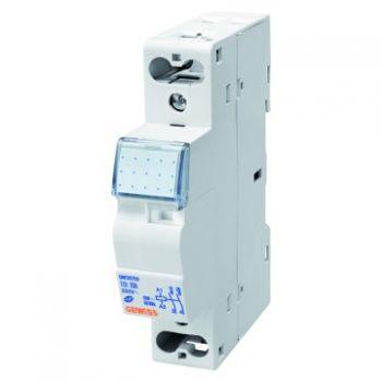 Contactor Contactor 20A 1No plus 1Nc 230V 1M Gewiss GWD6707
