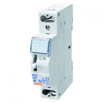 Contactor Contactor D-N 20A 2No 24V 1M Gewiss GWD6741