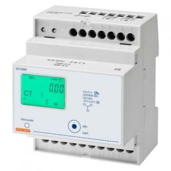 Contor Mid Three Phase Meter Indir-Ct-5A 4M Gewiss GWD6809