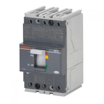 Intrerupator automat Mtx 160C B 16Ka 3P 100A Tm1 Gewiss GWD7009