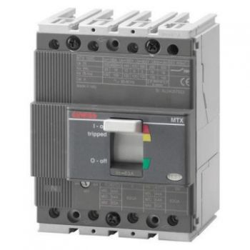 Intrerupator automat Mtx 160C C 25Ka 4P 32A Tm1 Gewiss GWD7052