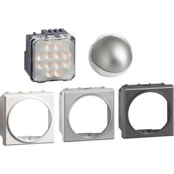 Bticino Axolute lampa LED- orientabila 360 H4360