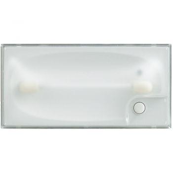 Bticino Axolute lampada emergenza 1h 4 moduli H4384X1