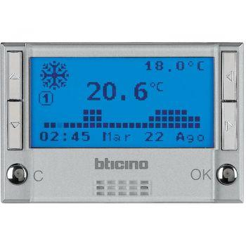 Bticino My Home Control Termperatura Centrala Termoreglare HC4695
