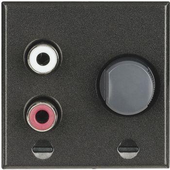 Bticino My Home Audio My Home-intrare Rca 2M Cenus HS4560