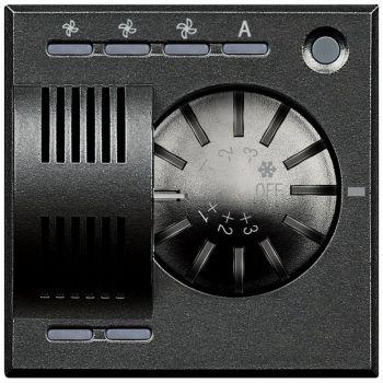 Bticino My Home Control Termperatura sonda per fan-coil scuro HS4692FAN