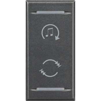 Bticino My Home Audio MhPlaca X Difuzor Cenus HS4911BF