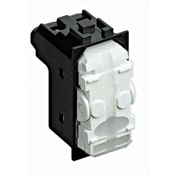 Bticino Living Light Buton 10a- 2 Mod- Fara Placa L4005/0