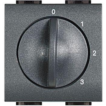 Bticino Living Light Intrerupator Rotativ 4 Pozitii L4016