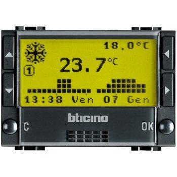 Bticino My Home Control Termperatura SCS - centrale termo 4 zone living int L4695
