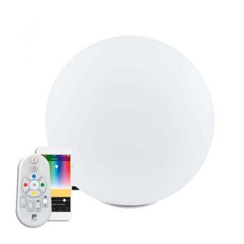 Lampadar inteligent pentru gradina EGLO MONTEROLO-C 98105 - E27 1X9W IP65 h300mm