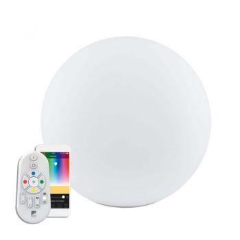 Lampadar inteligent pentru gradina EGLO MONTEROLO-C 98106 - E27 1X9W IP65 h390mm