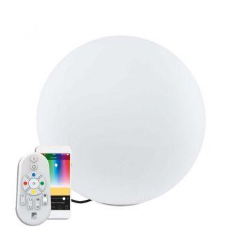 Lampadar inteligent pentru gradina EGLO MONTEROLO-C 98107 - E27 1X9W IP65 h500mm