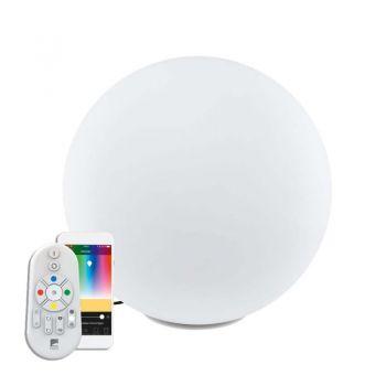 Lampadar inteligent pentru gradina EGLO MONTEROLO-C 98108 - E27 1X9W IP65 h600mm