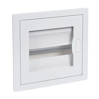 Tablou Electric Flush 1X12 Metal-Plus-Transp-Door Legrand 001451