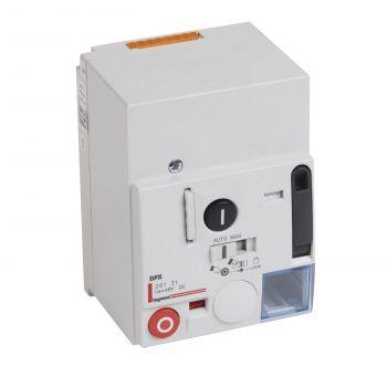 Aparataj Si Protectie Dpx250 Cde A Dist-Frontale 48V Legrand 026131
