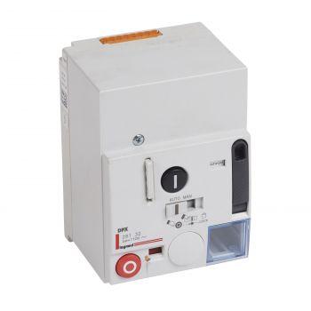 Aparataj Si Protectie Dpx250 Cde A Dist-Frontal-110V Legrand 026132