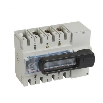 Intrerupator Putere Dpx Is 250 3P 63A Cde Front-Legrand 026600