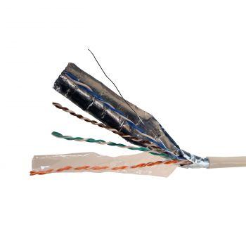 Cablu Audio Video Date Cablu F-Utp 5E Gri Pvc Solid 4P Cutie 305M Legrand 032753