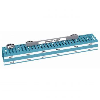 Canal Cablu Perforat Couvercle Goulotte Grise L-15 Legrand 037010