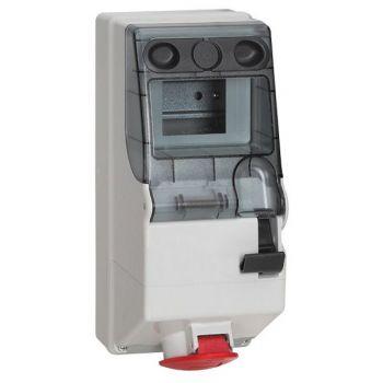 Tablouri Industriale Tempra Priza 3P-Plus-T 16A 400V Ip44 Legrand 056645