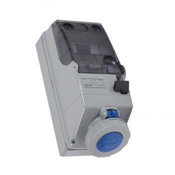 Tablouri Industriale Tempra Priza 2P-Plus-T 32A 230V Ip66 Legrand 056669